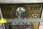 Restauro mosaici Battistero 2021 - foto Giornalista Franco Mariani (33)