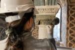 Restauro mosaici Battistero 2021 - foto Giornalista Franco Mariani (61)
