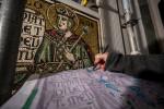 restauro mosaici battistero 2021 (1)