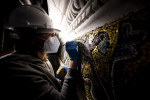 restauro mosaici battistero 2021 (13)