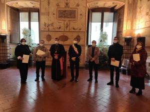 Cardinale Betori Messaggio Papa pace 2021