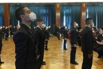 Cerimonia spadino Scuola Guerra Aerea Firenze feb 2021 (12)