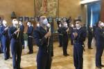 Cerimonia spadino Scuola Guerra Aerea Firenze feb 2021 (6)