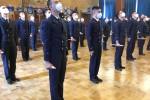 Cerimonia spadino Scuola Guerra Aerea Firenze feb 2021 (8)