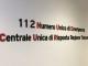 La nuova centrale unica del 112 emergenze della Toscana