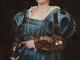 Ricreato ex novo e donato al Corteo Storico Fiorentino l'abito de La Bella di Tiziano