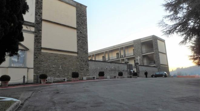 A Bagno a Ripoli nel cimitero spazio per le sepolture della comunità ebraica