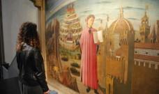 In Duomo a Firenze per la prima volta la lettura ravvicinata del celebre ritratto di Dante Alighieri
