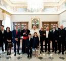 Cardinale e Sindaco da Papa Francesco in Vaticano per il VII centenario morte di Dante