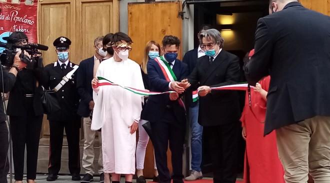 Marradi: Il Maestro Muti e il Ministro Franceschini riaprono l'antico Teatro degli Animosi
