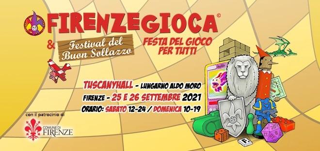 Il paese dei balocchi al Tuscany Hall di Firenze con FirenzeGioca